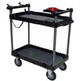<b>Mini Flight Case Cart (Aluminium)</b> <br />TR-06 MINI